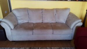 MOVING SALE dinning table and sofa