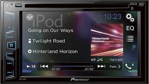 pioneer avh-291bt brand new only text 647-704-9071