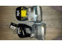 8 Brand new Everlast Head guards. professional and ever cool available.