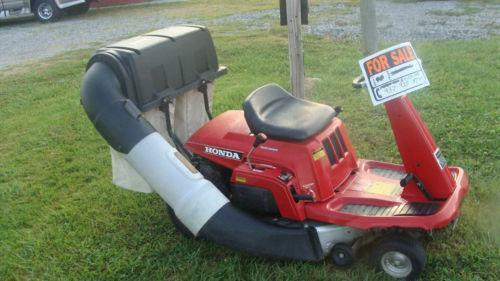 Honda Riding Mower Ebay