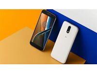 Motorola 5.5 Inch Moto G4 4th Generation Full HD Mobile Phone - GRADED