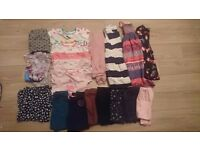 Kids clothes bundle - girls (6-7 years) - 21 items