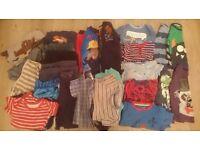 Boys clothes bundle 18-24 months 39-items