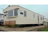 Summer Holidays @ Haven Devon Cliffs still available!! 8 berth family caravan with sea views