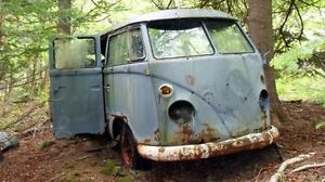 Wanted 1967 and earlier VW buses
