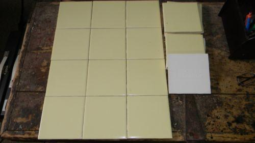 Yellow Ceramic Tile Ebay