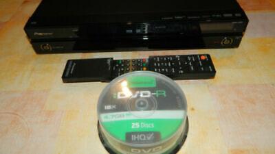 Pioneer LX60 Graveur,lecteur dvd/hdd 250GB,hdmi 1080p tv-hd uhd.voir détaIls