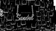 Sarah Name Necklace