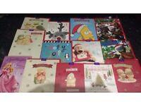 *QUICK SALE * 650 TESCO HALLMARK CHRISTMAS CARDS JOBLOT JUST £200 TAKE ALL