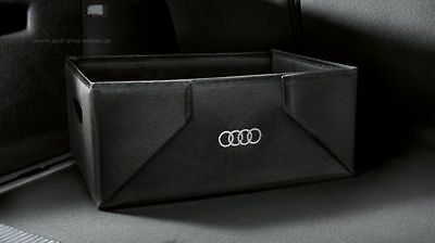 Original Audi Kofferraumbox Gepäckkorb Schutzdecke faltbar 8U0061109