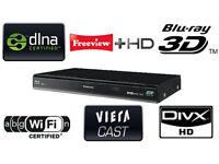 Panasonic DMR-PWT500EB 320 gb HDD TV Recorder + 3D Bluray Player