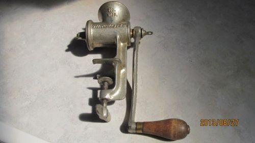Antique Electric Grinder ~ Vintage meat grinder ebay