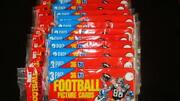 Topps Football Rack Packs
