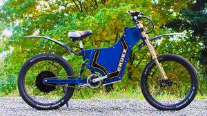 Ultimate Full Suspension Electric Bike- $75 Bi-Weekly!