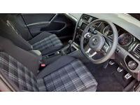 VW GOLF MK7 2014 GTD GTI INTERIOR SEATS