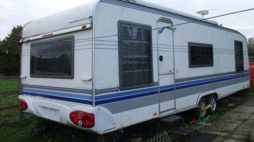 Hobby Caravan Awning | eBay