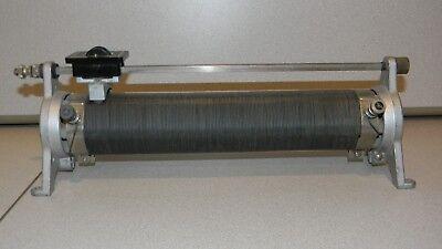 Welch Scientific Air-cooled Laboratory Rheostat 20 Ohm 4.5 Amp 405 Watts Max