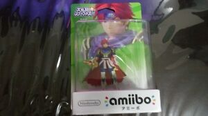 Roy Amiibo (Japanese) New Sealed