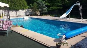 Poolside Furnished Apartment