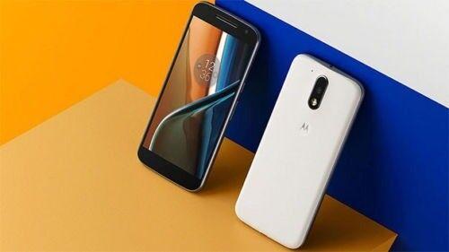 Motorola 5.5 Inch Moto G4 4th Generation Full