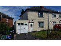 *B.C.H*-3 BED SEMI DETACHED HOUSE-TIVIDALE, QUEENS AVENUE-JUST OFF THE NEW BIRMINGHAM RD
