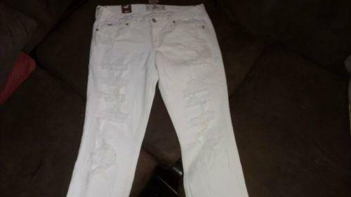Hollister Ripped Jeans | eBay