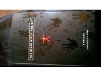 blair witch 1st edition rare book,ex condition