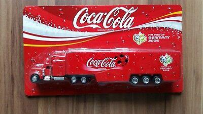 Minitruck Biertruck Brauereitruck Coca Cola Fifa 2006