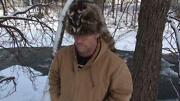 Mens Fur Hat