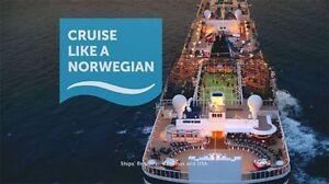 Norwegian Cruise Line Cruise Next $500 USD Deposit Voucher