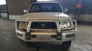 NISSAN NAVARA D40 MANUAL VEHICLE WRECKING PARTS 2008 (VA01174) Brisbane South West Preview