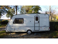 abbey vogue 215 gts 2 berth caravan