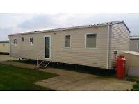 Caravan Holiday at Camber Sands - Easter break - 3 Bed Gold+