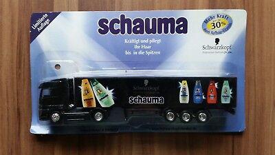 Minitruck Biertruck Brauereitruck Schauma Schwarzkopf Werbetruck