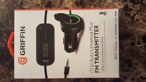 Like New Griffin NA220462 iTrip Universal Plus Transmitter