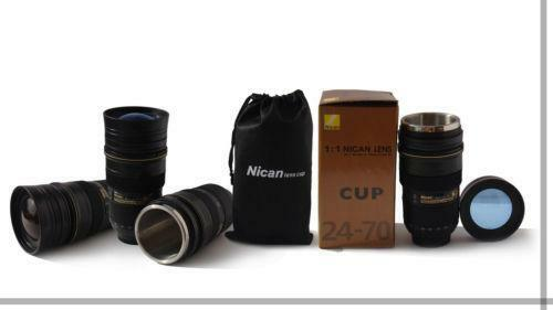 Nikon camera lens mug ebay Nikon camera lens coffee mug