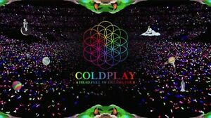 Coldplay A Head Full of Dreams Tour: Rogers Place 2 Floor Seats