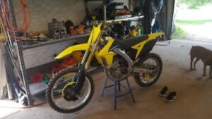 2011 rmz 250 fuel injected