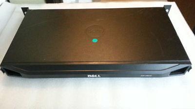 Dell PowerEdge KVM 1081AD 1081 AD 36JDV  8 Port IP Remote Server Console Switch
