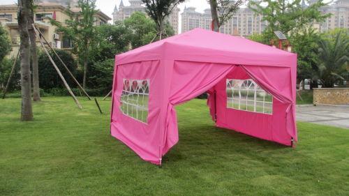 & Pink Canopy Tent   eBay