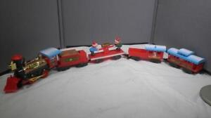 Express Christmas Train Set