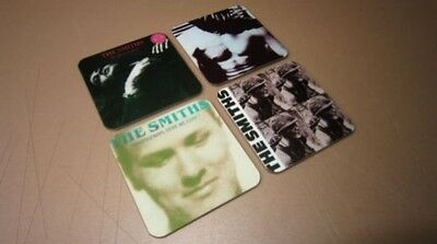 The Smiths Morrissey Drinks COASTER Set