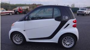 smart fortwo electric drive (ED) 2013 - par particulier