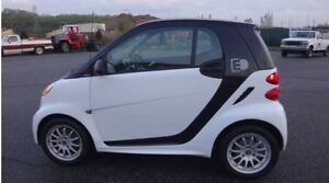 smart fortwo electric drive (ED) 2013