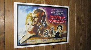 Doctor-Zhivago-Omar-Sharif-Repro-Film-POSTER