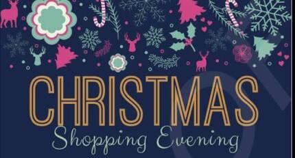 Christmas Shopping Night at the Port Sorell Memorial Hall