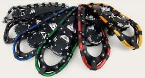 Backwoods Snowshoes Size 34-with bag/Case-up to 230lbs-Instock