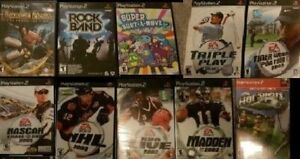 PS2 and PS1 games (Various Prices)
