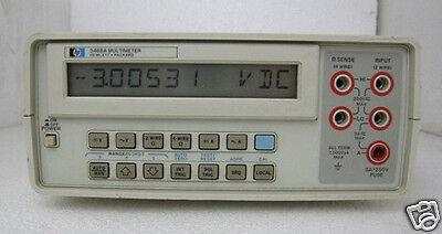 Agilenthp 3468a 5-12 Digit Digital Multimeter