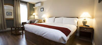 Housekeeper Wanted For Small Hotel